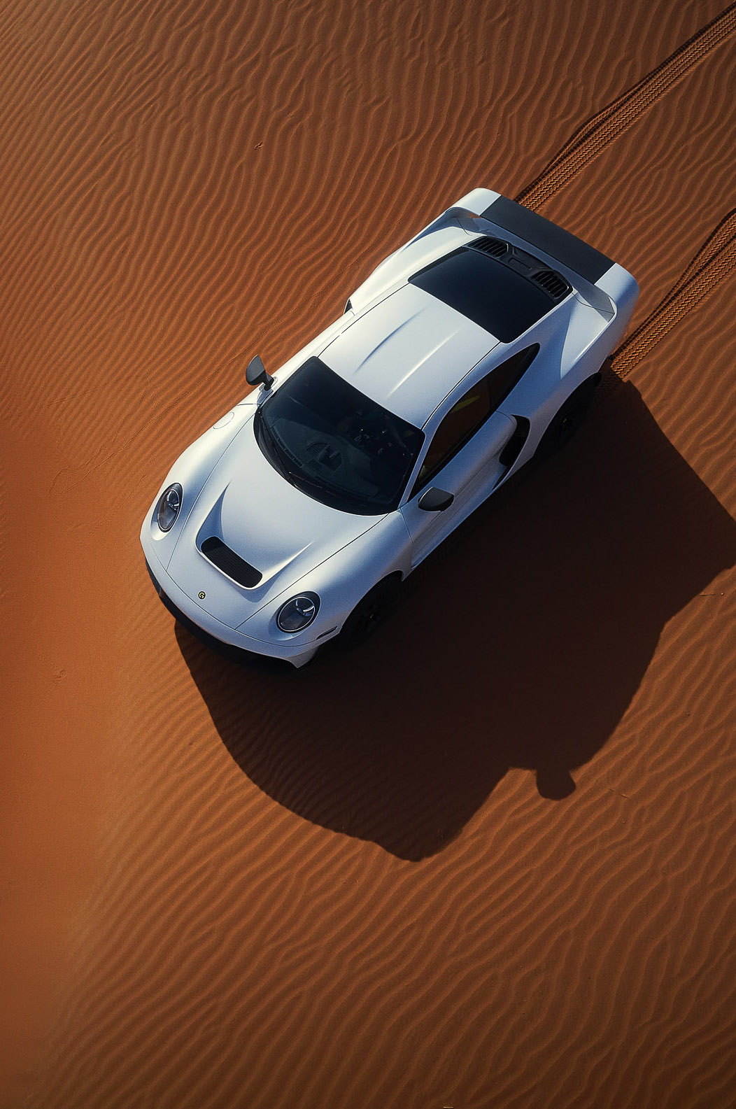 Marsien: The Ultimate Adventure Sportscar